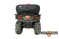 Бампер задний CF ATV X8  ATV IRON 01.3.10