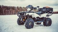 Кофр задний для квадроцикла  Polaris SPORTSMAN TOURING 570 GKA TESSERACT 010_058_00