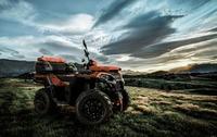 Кофр квадроцикла жесткий 120л для Polaris Sportsman XP 1000/850 2018+ GKA TESSERACT 010_063_00