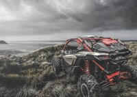 Кофр для машинки Can-Am Maverick X3 XRS ,XDS ,XRC 2017+ GKA Tesseract 010_074_00