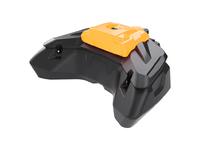 Канистра желтая 10л для кофра квадроцикла Can-Am Outlander G2 TESSERACT 020-042-00Y