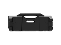 Канистра черная для UTV Polaris RZR 1000 /RZR Turbo /RZR S GKA TESSERACT 020_015_00B