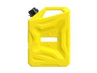 Канистра желтая 5 литров GKA Tesseract 020_034_00YELLOW