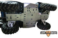 Комплект защиты днища CF ATV X5 H.O./Х6 EPS/CFORCE 500 HO ATV IRON 03.1.10