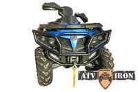 Бампер передний CF ATV X5 H.O./Х6 EPS ATV IRON 03.2.11