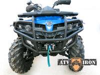 Бампер передний усиленный CF ATV X5 H.O./Х6 EPS ATV IRON 03.2.20