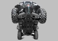 Комплект пластиковой защиты днища CF UTV Z8/Z10 ATV IRON 04.1.10.P