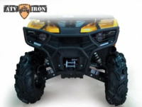 Бампер передний STELS Guepard ATV IRON 07.2.10