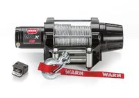 Лебедка WARN VRX 4500 WIRE ROPE WINCH 619-101029 /101045