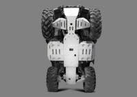 Комплект защиты днища CF ATV X8 Н.О. /Х10 ATV IRON 11.1.11