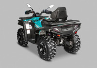 Бампер задний CF ATV 600 NEW ATV IRON 12.3.10