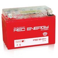 Аккумулятор для квадроцикла/снегохода/мото RedEnergy RE 1204 (YB4L-B, YB4L-A, YTX4L-BS)