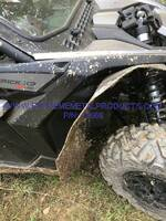 Расширители арок для Can-Am Maverick X3, X3 SDS, X3 SRS 17+ EMP 13368
