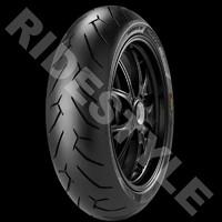 Pirelli 240/45-17 82W M/C TL DIABLO ROSSO II Rear