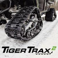 Комплект всесезонных гусениц Arctic Cat Prowler 1000/700 08-17 TigerTrax 2 1436-882