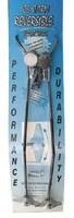 Скребки снегохода универсальные с возможностью заднего хода Ice Storm 15-6405