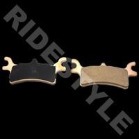 Тормозные колодки задние TRW MCB798SI