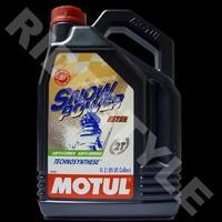 Моторное масло для снегоходов Motul Snowpower 2T 4 л