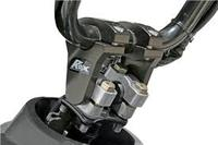 "Проставка руля для квадроцикла, снегохода +5см под руль 22мм 7/8 - 7/8"" ROX SPEED FX ELITE SERIES PIVOT HANDLEBAR RISER 44-83360B, 1R-P2SS"