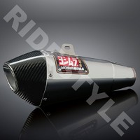 Глушитель мотоцикла Yoshimura R55 стальной с карбоновым наконечником Yamaha R6 2006-12 1362288