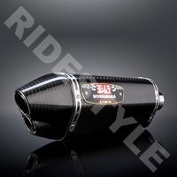 Глушитель мотоцикла Yoshimura R-77D карбон Yamaha FZ-8 2011-12 1380023220