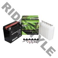 Аккумулятор Atom YTX20HL-BS (20L-BS) BRP, 410922990, 515175642, 715900316, 410301203, Arctic Cat, 3306-301, Polaris, 4010466, 4011496