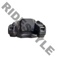 Кофр для квадроцикла задний жесткий с сиденьем из кожи + подогрев рук Quadrax 2k Deluxe 19-2080