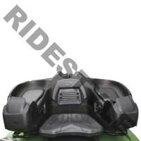 Кофр для квадроцикла задний жесткий с сиденьем из полигеля Quadrax Max-Ride Standard 19-3679