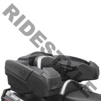 Кофр для 2-х местного квадроцикла задний жесткий Quadrax Brp/Polaris Xp от 2011г./Arcic Cat Deluxe 19-4043