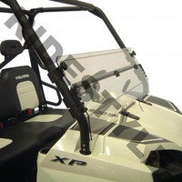Ветровое стекло короткое откидное квадроцикла Polaris Ranger 800 Direction2