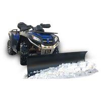 Отвал для снега с быстросъемом и установочной площадкой для квадроцикла 444.0020.1