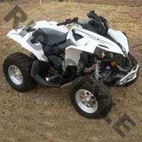 Шноркель квадроцикла BRP/Can-Am Renegade 500/800/800R/1000 2007-2011 SnorkelYourAtv Reny07-11SK