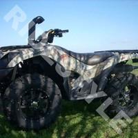 Шноркель квадроцикла Kawasaki Brute Force 650/700 2012-2013 SnorkelYourAtv BF-12-13-SK