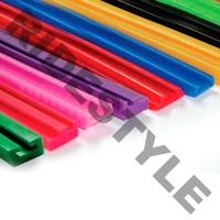 Склиза снегохода графитовая Yamaha Phazer, RX-1/ER/SRX/SX/SX-R, SX Venom/Viper/ER/S, VK 540 III (rear), Vmax 500/600/700 8CM-47421-40-00/SMA-8CM92-70-BK Garland 44-11790