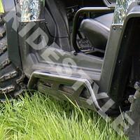 Защита порогов квадроцикла Polaris RZR/RZR S/RZR 570 SuperATV NB-P-RZR