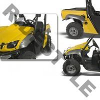 Расширители арок Yamaha Rhino 700/660/450 Maier 49226-20
