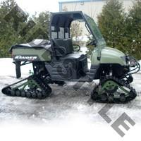 Комплект гусениц для утилитарных вездеходов Polaris 570 Ranger EFI/Crew/EPS Camoplast Tatou UTV 4S 6722-05-0295