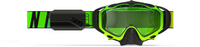 Очки с подогревом 509 Sinister X5 Ignite - Hi-Vis Lime, шт