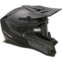 Быстросъёмное крепление на шлем для очков 509 Sinister X5 509-SSTR-X5-BK
