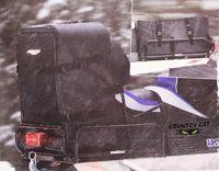 Кофр жесткий текстильный для снегохода оригинал Arctic Cat Bearcat 570XT, Z1XT, Widetrack, 5000XT, 2000XT 03+, 2639-683, 3639-187, 5639-049, 4639-116