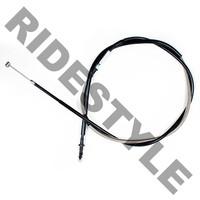 Трос ручного тормоза (парковочный) квадроцикла Yamaha YFZ 450 Black Vinyl Parking Brake MotionPro 05-0305