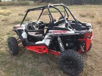 Защита порогов для Polaris RZR 1000 Vendetta MotorSports 96550