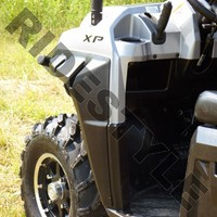 Расширители колесных арок квадроцикла Polaris Ranger 500/800 XP/Crew SuperATV FF-P-RAN