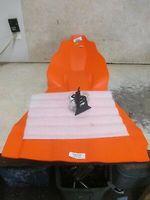 Защита днища снегохода оранжевая Yamaha SR Viper 14+, Arctic Cat M /XF /F 12+ SPG ACFP300-ORG, 241-07896