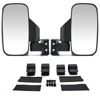 """Зеркала для UTV прямоугольные для трубы 1,75"""" и 2"""" КэнАм ,Полярис ,Ямаха ,CF ,Хонда RM099CA, FTVMI017"""
