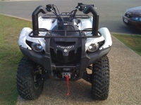 Шноркель для Yamaha GRIZZLY 700/550 2007-2016 SnorkelYourAtv GRIZZLY 550-700 SK