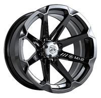 Диск квадроцикла M12 Black Diesel MSA M12-05377