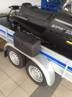 Кофр UTV / квадроцикла , снегохода , боковой GKA Mini Plus MINI_PLUS