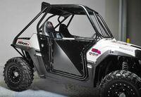 Двери Polaris RZR 570, RZR 800, RZR 800-S, RZR 900, Pro Armor P081209BL, 67-81209BL