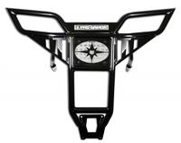 Бампер задний черный для Polaris RZR 1000 XP 2014+ ProArmor P141041BL